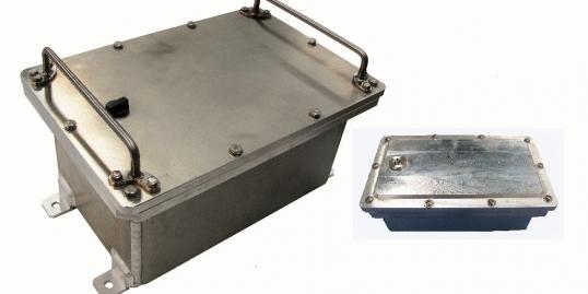 Aluminium Enclosures